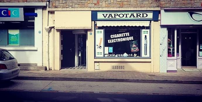 DOMFRONT Cigarette électronique et E-liquide