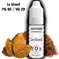 e-liquide pas cher tabac le blond